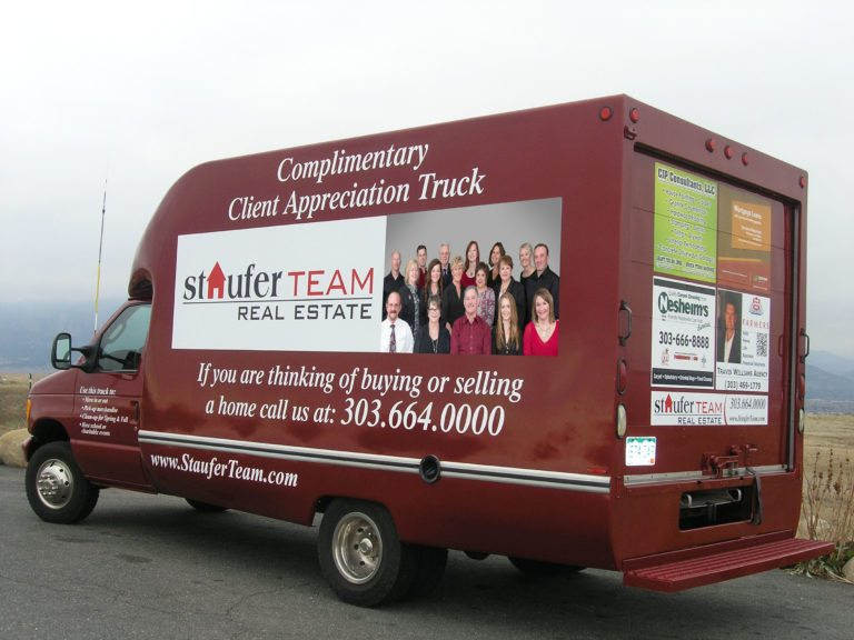 Truck Photo With New Team Photo Staufer Team Real Estate
